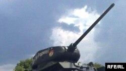 Знаменитый советский танк Т-34