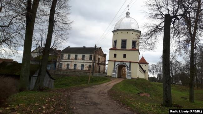 Любчанскі замак