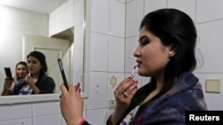 The ulema's decree is reminiscent of those imposed by the Taliban during their six-year rule of Afghanistan, when women were banned from using any form of cosmetics, including fragrances and nail polish.