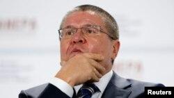 Русия икътисади үсеш министры Алексей Улюкаев