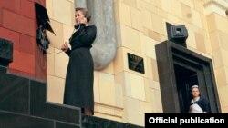 Кадр из фильма Ильи Хржановского «Дау»