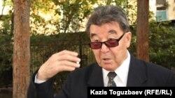 Көпбосын Панзабеков, Коммунистік партия өкілі. Алматы, 26 қыркүйек 2013 жыл