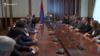 Прэм'ер-міністар Армэніі Нікол Пашыньян з новым урадам, 13 траўня 2018