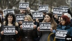 The Charlie Hebdo attack prompted a worldwide solidarity movement.