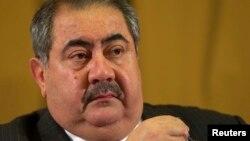 Министерот за надворешни работи на Ирак,Хошјар Зебари.