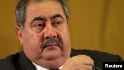Министр иностранных дел Ирака Хошияр Зебари