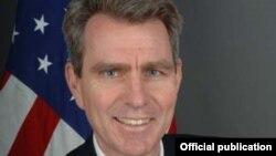 Джефрі Пайєтт, посол США в Україні