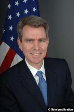 Посол США в Україні Джефрі Пайєтт