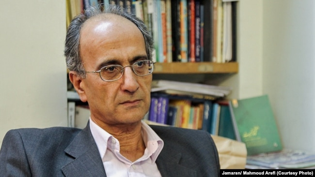 Iranian Sociologist Kavous Seyyed-Emamy who has died in jail just two weeks after his arrest on January 24, 2018.