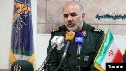 علی نصیری، فرمانده سابق سپاه حفاظت انصار،