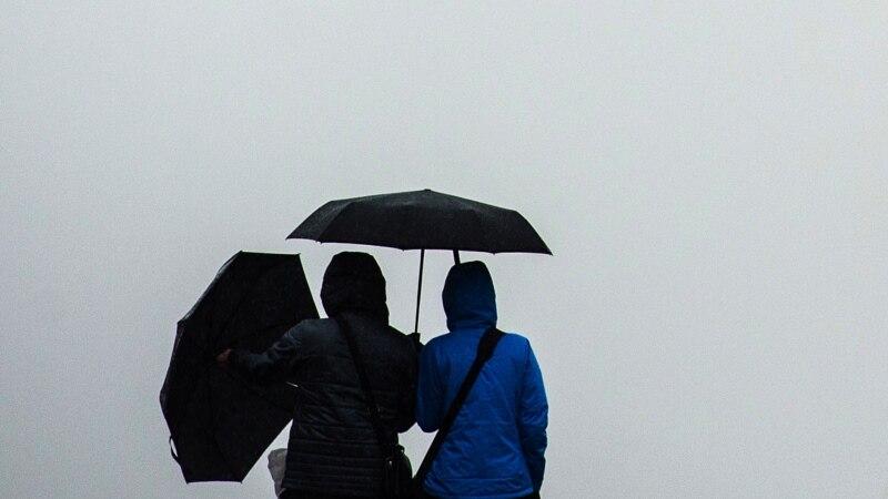 Временска прогноза: врнежливо