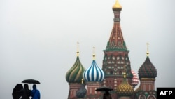 Crveni trg u Moskvi