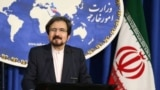 Spokesperson of Iran's foreign ministry, Bahram Ghasemi. File photo