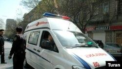 Ambulans (arxiv fotosu)