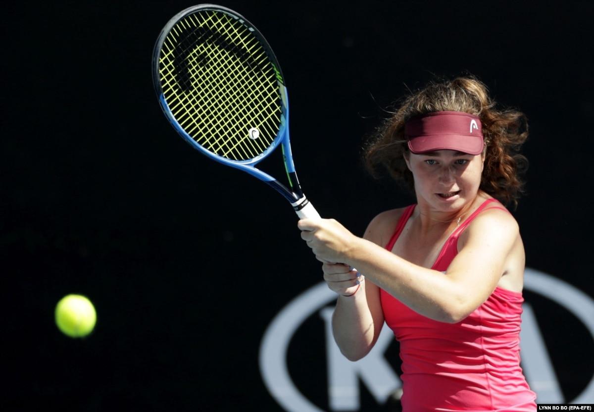 Юниорский Wimbledon: украинка Снегирь вышла в финал