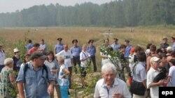 Защитники Химкинского леса не сдаются.