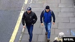 Moscow has been left red-faced by leaks about two men Britain alleges were Russian intelligence operatives who used a nerve toxin to poison former spy Sergei Skripal and his daughter.