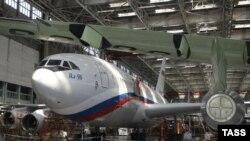 Aeroplan rus - ilustrim