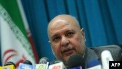 مسعود میرکاظمی، وزیر نفت دولت پیشین ایران