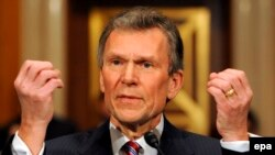 Tom Daschle is now vice chairman of the National Democratic Institute.
