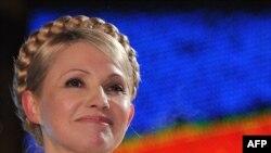 Юлия Тимошенко до сих пор публично не огласила свою позицию