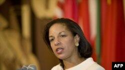 سوزان رایس، نماینده دائم آمریکا در سازمان ملل