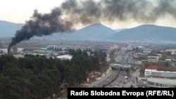 Архивска фотографија - Загаден воздух во Тетово