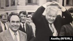 Ельцин Казанда, архив фотосы