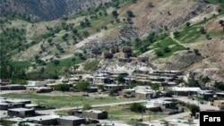 Поштовхи вдарили по провінції Коґілує і Боєр Ахмед (на фото – панорама місцевості)