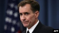 جان کیربی، سخنگوی وزارت دفاع آمریکا