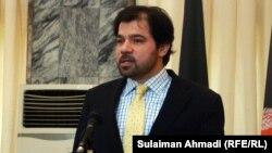 جاوید لودین معین قبلی وزارت خارجه افغانستان