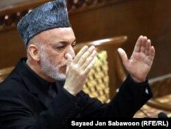 Presidenti i Afanistanit, Hamid Karzai