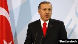 Президент Турції Реджеп Тайїп Ердоган