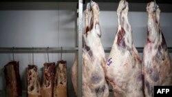 Izvoz mesa, fotoarhiv