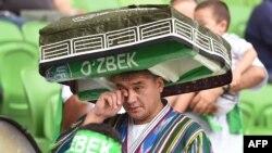 Ўзбек футболи ишқибози.
