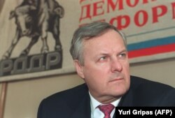 Анатолий Собчак, 1993 год