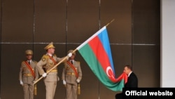 President Aliyev took the presidential oath in October 2008. Will he take the oath again?