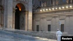 Папа Римський: це не час на те, щоб і далі виробляти та займатися торгівлею зброї