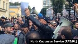 В прошлое воскресенье, 3 сентября, мусульмане протестовали у посольства Мьянмы в Москве
