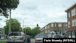 Նիդերլանդներ - Ամստերդամի փողոցներից մեկը