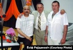 Тэймур Пагасьян, Ёсіф Раўдановіч і Сяргей Функ у часы супрацы