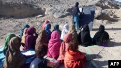 While the lack of facilities is a major issue, officials say a more intractable problem with Afghanistan's schools is recruiting qualified teachers.