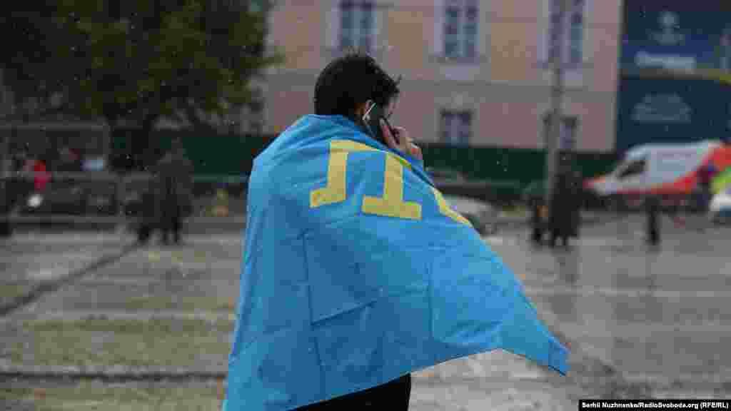 В Киеве состоялись мероприятия, приуроченные ко Дню памяти жертв депортации крымскотатарского народа