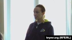 Олена Одновол у суді