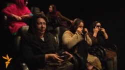 High-End Entertainment Shakes Up Kabul Moviegoers