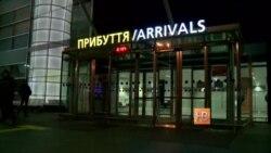 Анна Дурицкая дала подписку о неразглашении и ночью прилетела в Киев