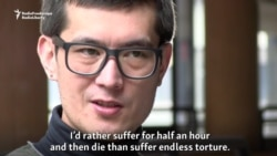 Journalist Ali Feruz: 'I'd Rather Die' Than Return To Uzbekistan