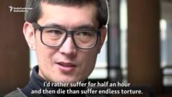 Journalist Ali Feruz: 'I'd Rather Die' Than Return To Uzbekistan