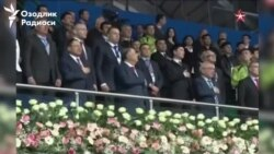 Узбекистан. Секретные материалы. Теория заговора кўрсатувидан парча