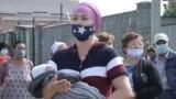 Многодетная мать Асем Боранбаева говорит, что тяжело без поликлиники в поселке. 17 сентября 2020 года.